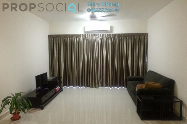 For Rent Serviced Residence at Setia Walk, Pusat Bandar Puchong Freehold Fully Furnished 2R/2B 2.1k