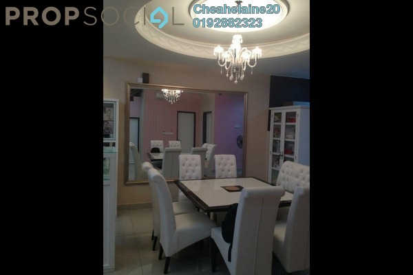 For Sale Terrace at Perdana Residence 2, Selayang Freehold Semi Furnished 6R/6B 1.58m