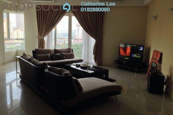 For Rent Condominium at Gaya Bangsar, Bangsar Leasehold Fully Furnished 3R/2B 6.3k