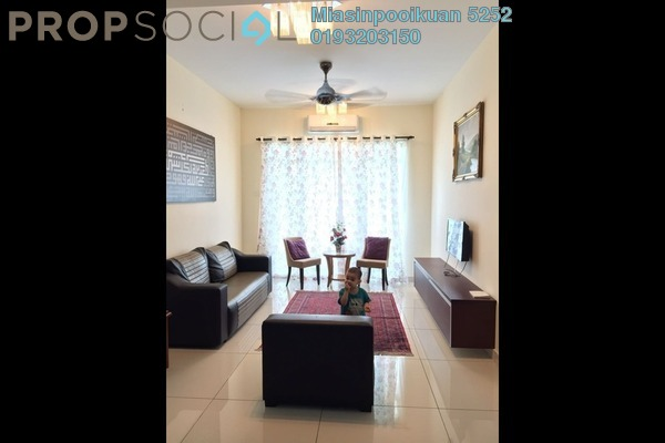 For Rent Condominium at Saville @ The Park, Pantai Freehold Fully Furnished 4R/3B 4k