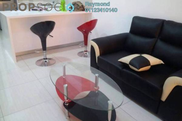 For Rent Apartment at Flora Damansara, Damansara Perdana Leasehold Fully Furnished 3R/2B 1.05k
