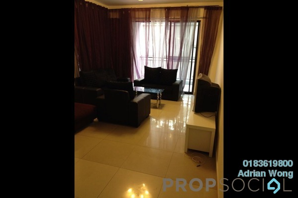 For Sale Condominium at Sri Putramas I, Dutamas Freehold Fully Furnished 3R/2B 449k