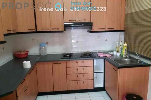 For Rent Condominium at Villa Emas, Bayan Indah Leasehold Fully Furnished 3R/2B 1.4k