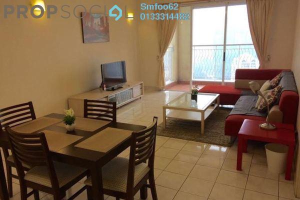 For Rent Condominium at Idaman Puteri, Setapak Freehold Semi Furnished 3R/2B 2k