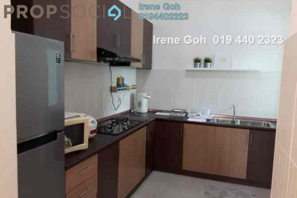 For Rent Condominium at BaysWater, Gelugor Freehold Fully Furnished 3R/3B 2.6k