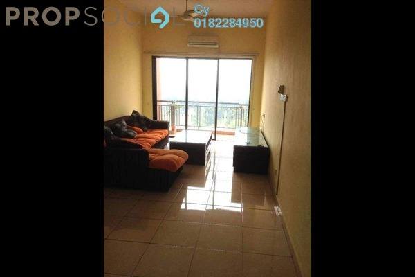 For Rent Condominium at Casa Indah 1, Tropicana Leasehold Semi Furnished 3R/2B 1.8k