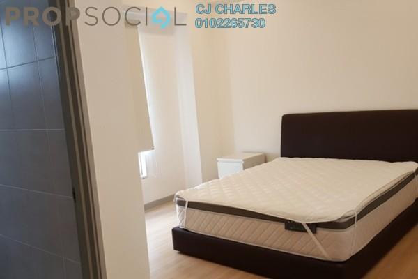 For Rent Apartment at Villa Flora, TTDI Freehold Semi Furnished 4R/2B 2.4k
