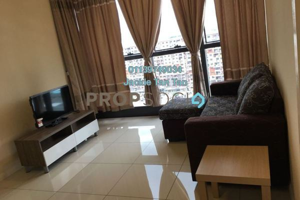 For Rent Condominium at Icon City, Petaling Jaya Leasehold Fully Furnished 1R/1B 2.1k
