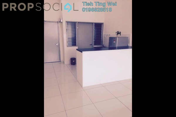 For Rent Condominium at Vue Residences, Titiwangsa Freehold Semi Furnished 3R/2B 2.45k