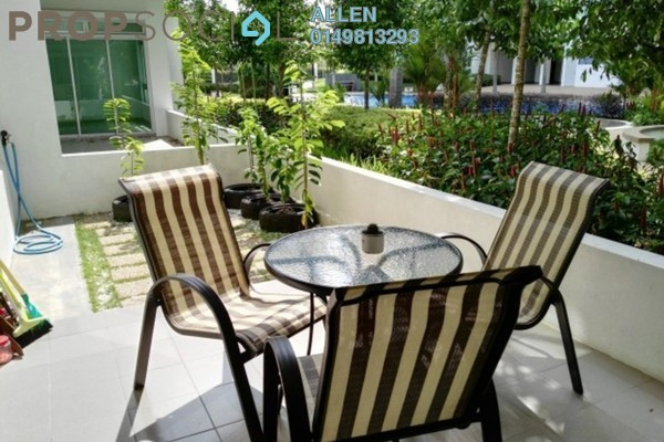 For Rent Apartment at Fairway 18, Saujana Freehold Fully Furnished 3R/2B 2.2k