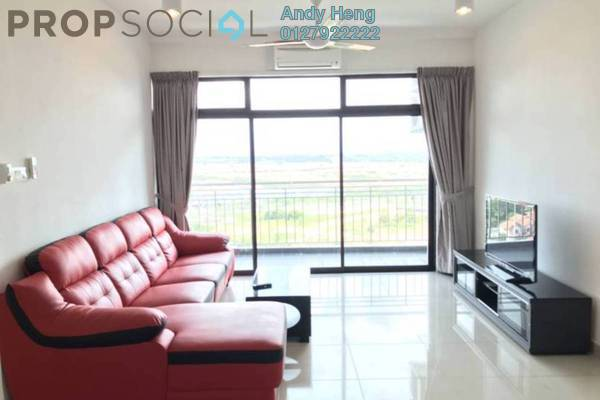 For Rent Apartment at Seri Austin Residence, Seri Austin Freehold Fully Furnished 3R/3B 1.9k