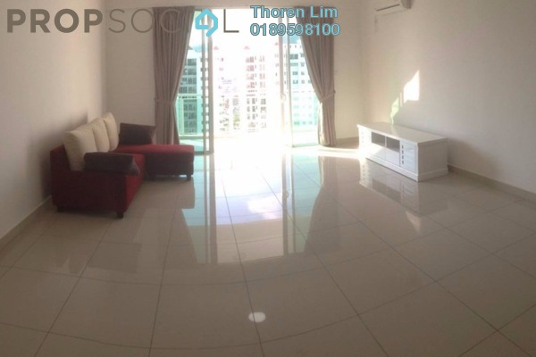For Sale Condominium at Summerton Bayan Indah, Bayan Indah Freehold Semi Furnished 4R/3B 900k