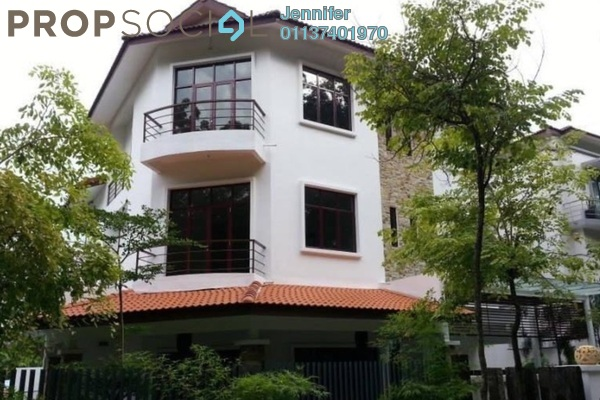 For Sale Bungalow at Taman Yarl, Old Klang Road Freehold Semi Furnished 7R/5B 3.85m