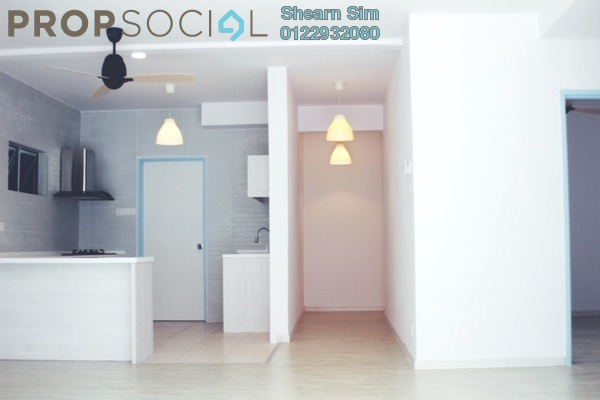 For Rent Condominium at Changkat View, Dutamas Freehold Semi Furnished 3R/2B 2.3k