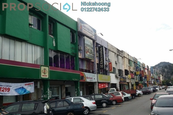 For Sale Shop at Taman Sri Gombak, Batu Caves Freehold Unfurnished 0R/0B 1.78m