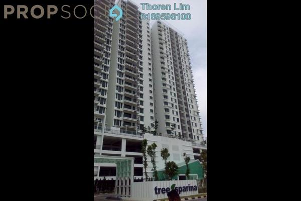 For Sale Condominium at Ideal Vision Park, Sungai Ara Freehold Semi Furnished 3R/2B 590k