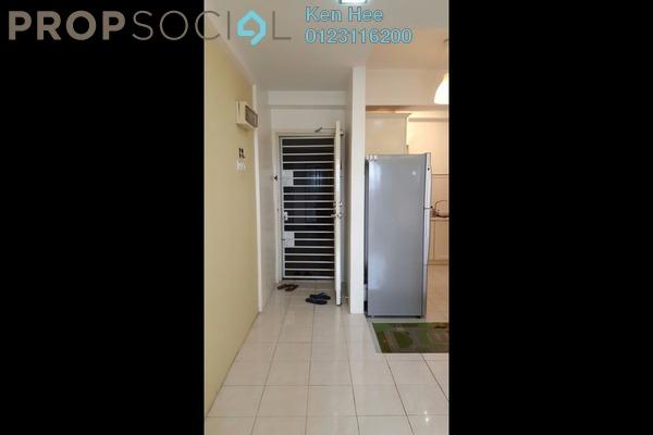 For Rent Condominium at Green Acre Park, Bandar Sungai Long Freehold Semi Furnished 3R/2B 1.2k