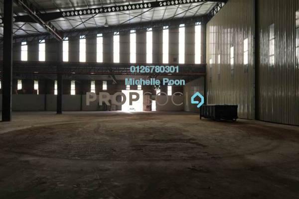 For Rent Factory at Taming Jaya Industrial Park, Balakong Freehold Unfurnished 0R/0B 32.5k