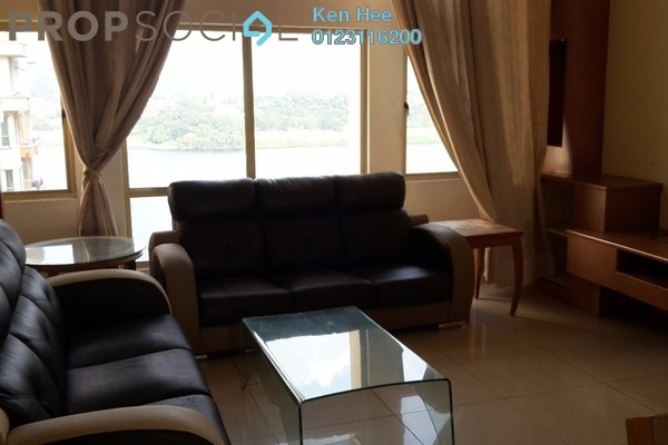 For Rent Condominium at East Lake Residence, Seri Kembangan Leasehold Fully Furnished 4R/2B 3.05k