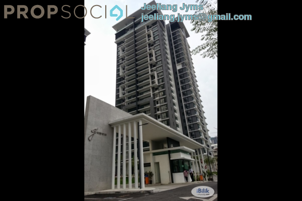For Sale Condominium at Gembira Residen, Kuchai Lama Freehold Fully Furnished 4R/2B 823k