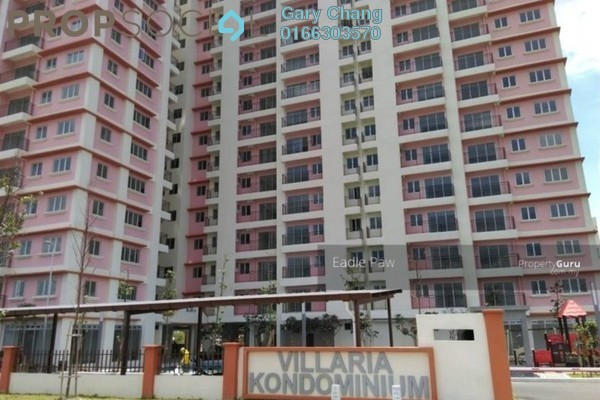For Rent Condominium at PJ South Citi, PJ South Freehold Unfurnished 3R/2B 1.5k