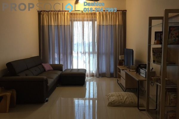 For Rent Condominium at 8 Kinrara, Bandar Kinrara Freehold Fully Furnished 3R/2B 2.2k