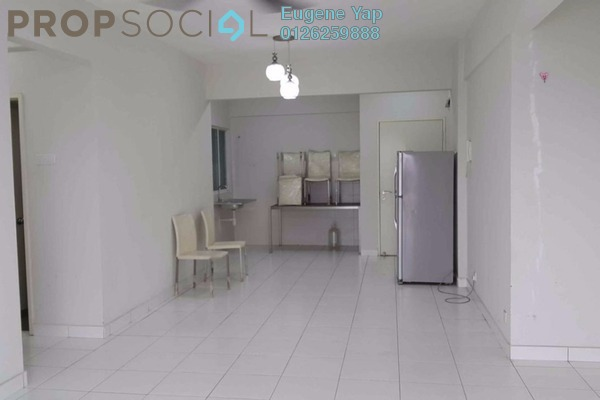 For Sale Condominium at First Residence, Kepong Leasehold Semi Furnished 3R/2B 588k