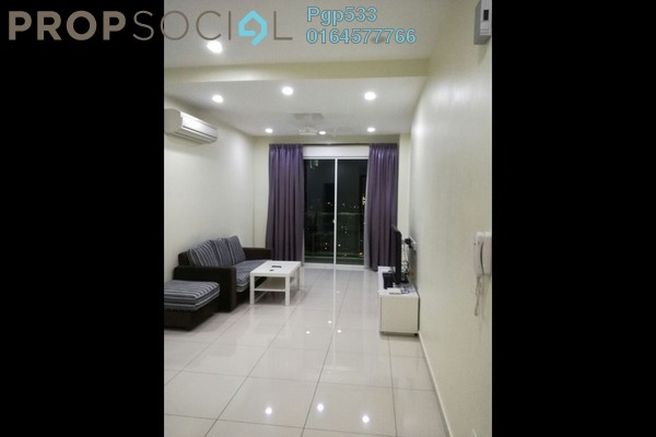For Rent Condominium at Straits Garden, Jelutong Freehold Fully Furnished 4R/2B 2.3k