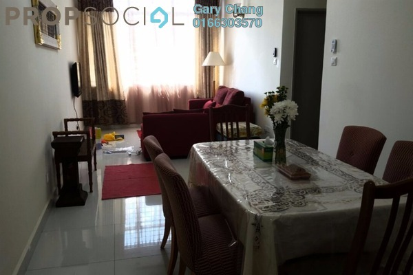 For Rent Serviced Residence at Vue Residences, Titiwangsa Freehold Fully Furnished 2R/1B 2.5k