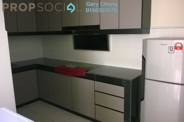 For Rent Serviced Residence at Vue Residences, Titiwangsa Freehold Semi Furnished 3R/2B 2.55k