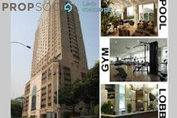 For Rent Condominium at Maytower, Dang Wangi Freehold Fully Furnished 1R/1B 1.5k