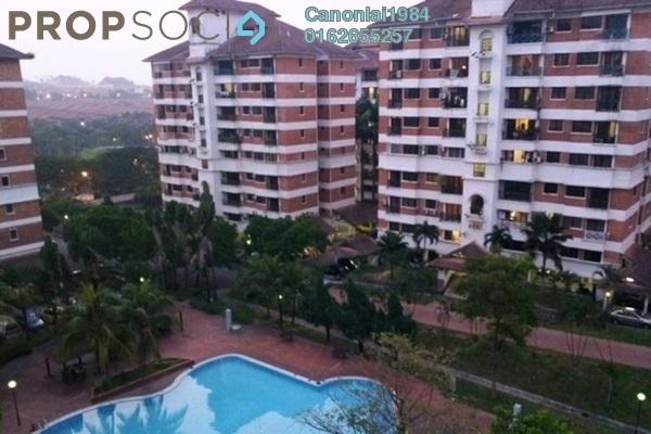 For Rent Condominium at Evergreen Park, Bandar Sungai Long Freehold Semi Furnished 3R/2B 900translationmissing:en.pricing.unit