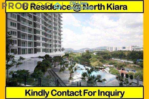 For Sale Condominium at Tiffani Kiara, Mont Kiara Freehold Unfurnished 3R/2B 525k
