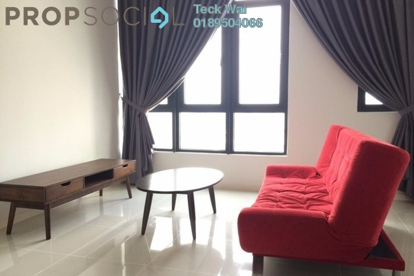 For Rent Condominium at Tropicana Avenue, Tropicana Leasehold Fully Furnished 1R/1B 2.15k