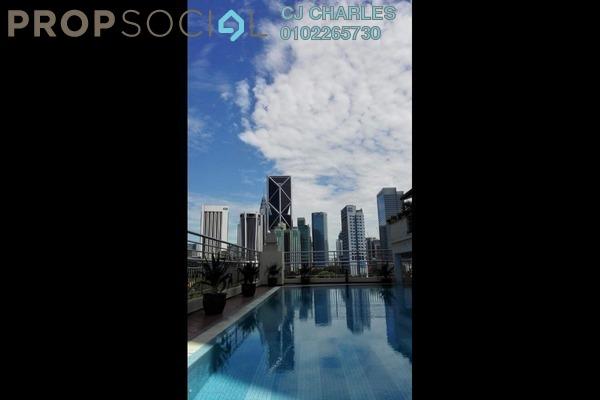 For Rent Apartment at Megan Ambassy, Ampang Hilir Freehold Fully Furnished 1R/1B 2.3k