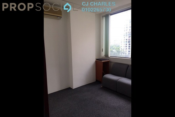 For Rent Office at Plaza Mont Kiara, Mont Kiara Freehold Semi Furnished 3R/2B 4k