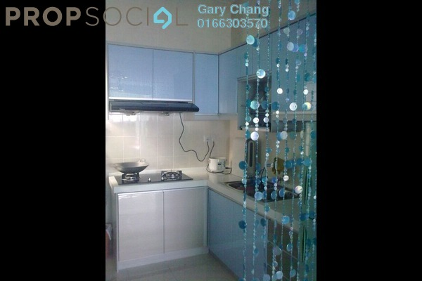 For Rent Serviced Residence at Casa Tiara, Subang Jaya Freehold Fully Furnished 2R/2B 2.4k