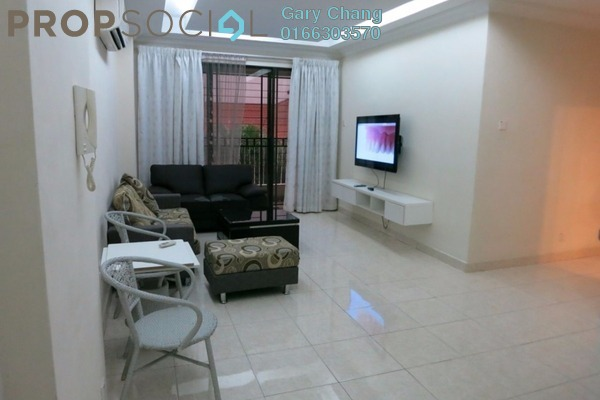 For Rent Condominium at Casa Tropicana, Tropicana Leasehold Fully Furnished 3R/2B 2.3k