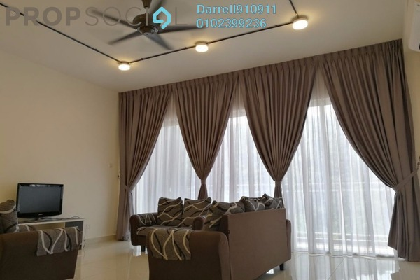 For Rent Condominium at Damansara Foresta, Bandar Sri Damansara Freehold Fully Furnished 3R/4B 2.8k