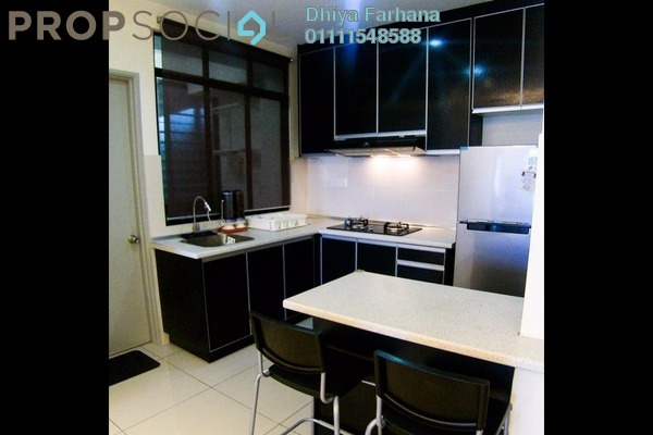 For Sale Condominium at One Damansara, Damansara Damai Leasehold Semi Furnished 3R/2B 430k