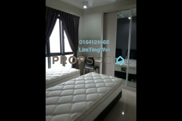 For Rent Condominium at Senza Residence, Bandar Sunway Leasehold Fully Furnished 1R/1B 1k