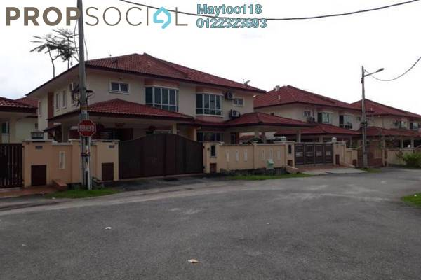 For Rent Shop at Bandar Teknologi Kajang, Semenyih Freehold Unfurnished 0R/0B 3k