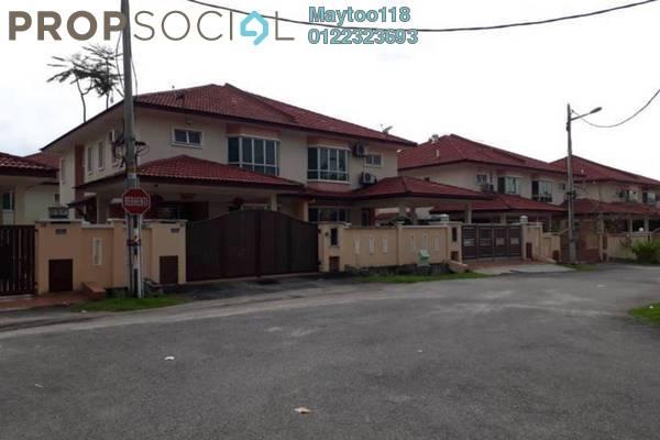 For Rent Shop at Bandar Teknologi Kajang, Semenyih Freehold Unfurnished 0R/0B 3k