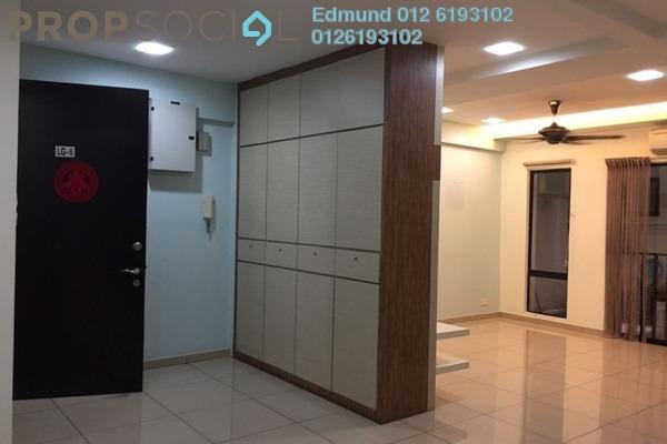 For Rent Condominium at Laman Ara Utama, Bandar Utama Leasehold Semi Furnished 3R/2B 2.4k