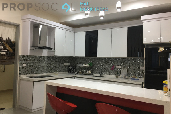 For Rent Condominium at X2 Residency, Puchong Leasehold Fully Furnished 4R/4B 2.85k