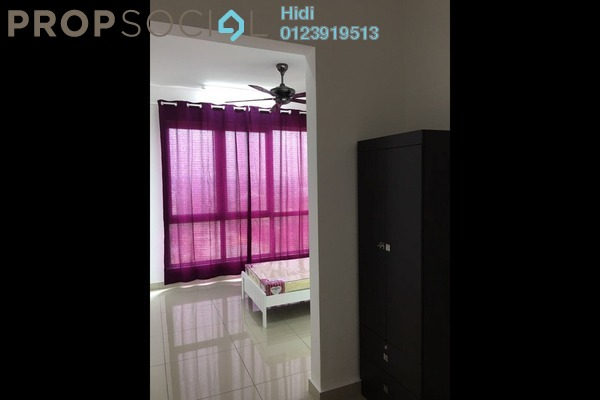 For Rent Serviced Residence at De Centrum, Kajang Freehold Semi Furnished 3R/2B 1.8k