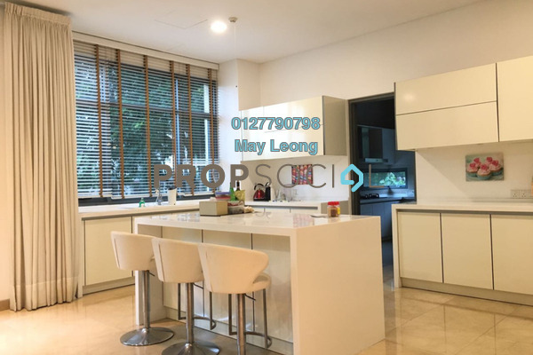 For Sale Bungalow at The Residence, Mont Kiara Freehold Semi Furnished 8R/10B 11.8m