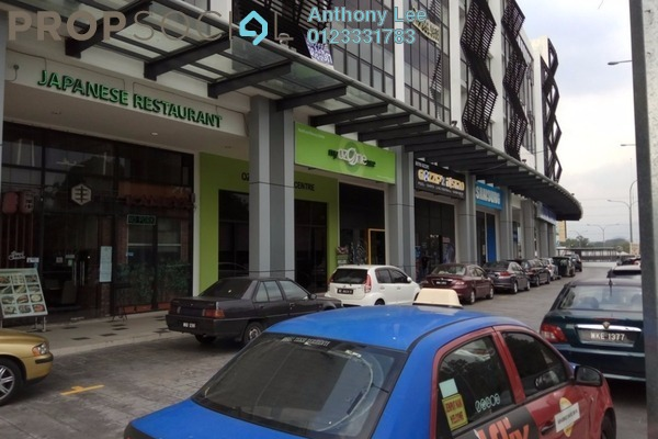 For Rent Shop at Emerald Avenue, Selayang Freehold Unfurnished 0R/1B 6.3k