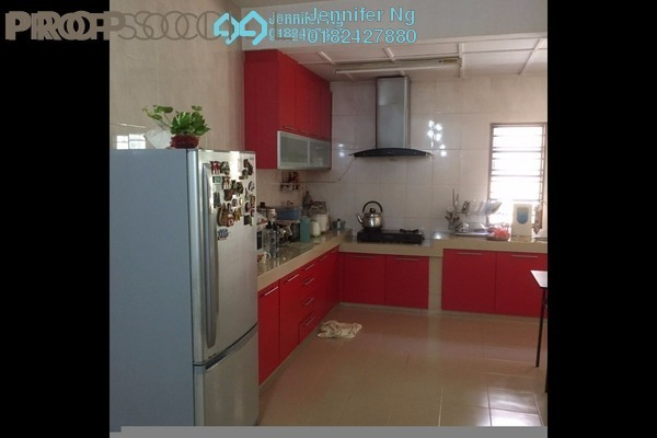 For Sale Terrace at Section 10, Putra Heights Freehold Semi Furnished 4R/3B 735k