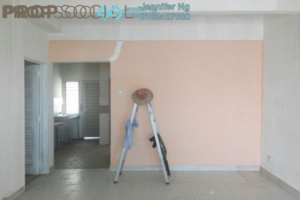 For Sale Terrace at Subang Impian, Shah Alam Freehold Unfurnished 3R/3B 545k